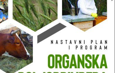 Nastavni plan i program -organska poljoprivreda