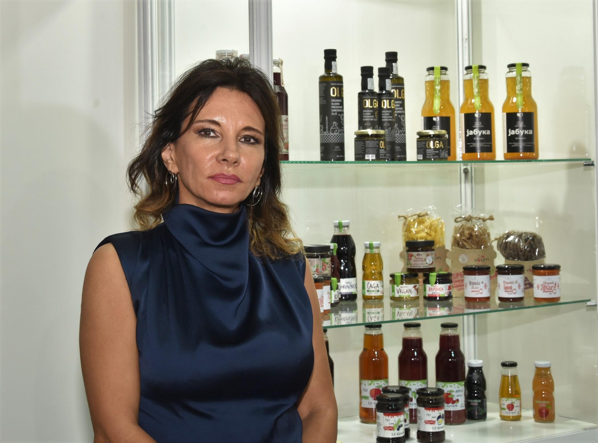 Ivana Simić, Serbia Organika, Serbia Organica organska proizvodnja